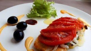 Рыба Запеченная. Тилапия Запеченная. Простой и Вкусный Рецепт  Запеченной Рыбы.
