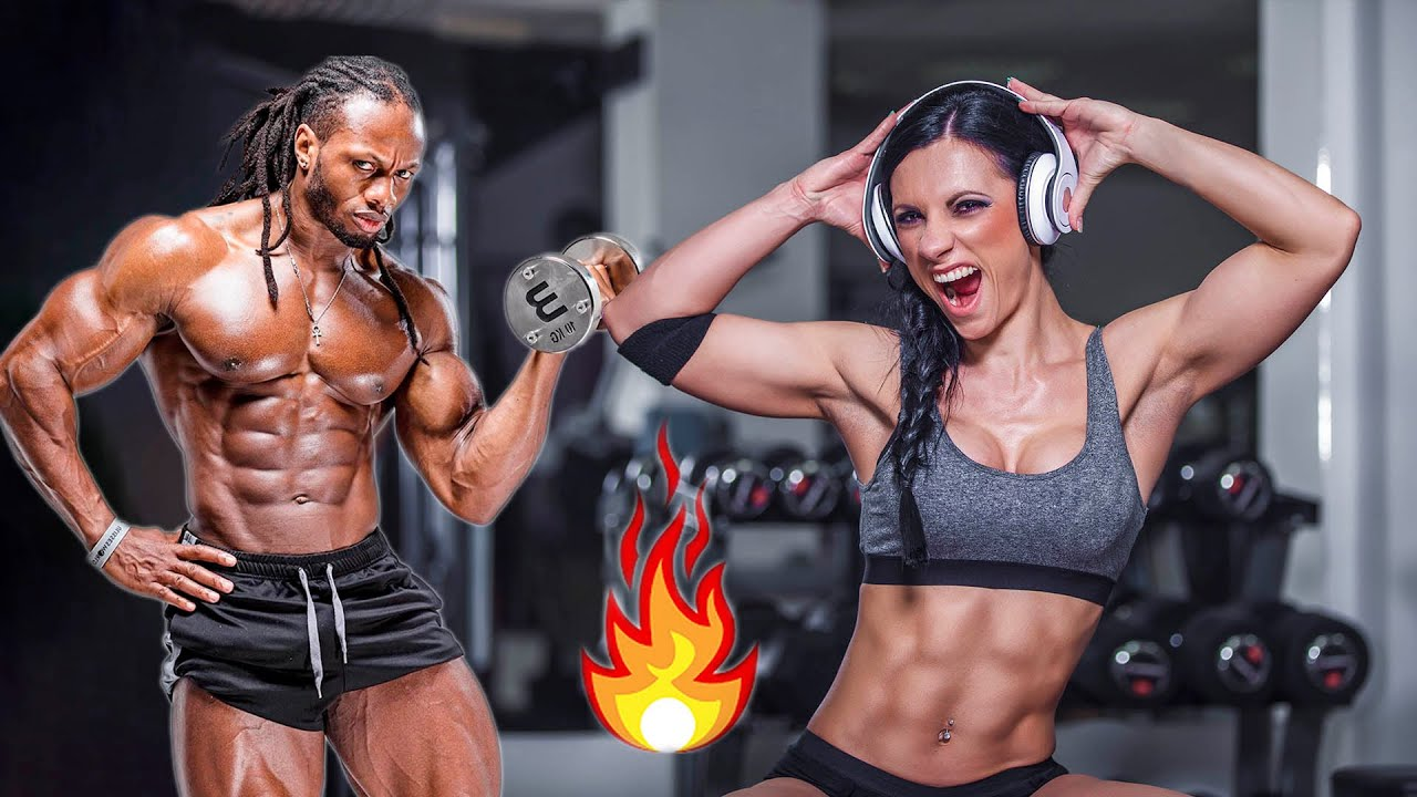 Download 1 Hour Full Body Workout Music Mix 2021 💪 Gym Motivation Music 2021 💪 Workout Mix 2021