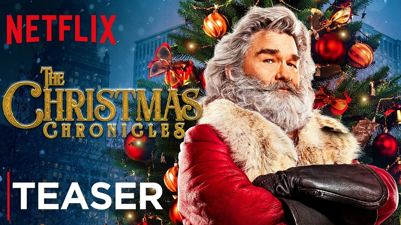 The Christmas Chronicles | Offizieller Teaser-Trailer [HD] | Netflix ...