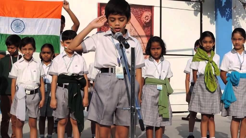 Tiranga Jhanda Cbse Schools In Banjara Hills Hyderabad Youtube