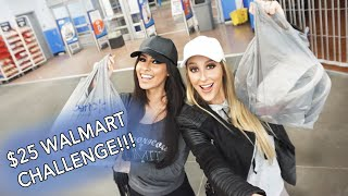 ONE FULL OUTFIT UNDER $25!!? Wal-Mart Shopping Challenge! LadyCode x Raven Reed