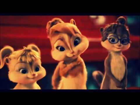 Alvin e os esquilos cantando Meu Abrigo Melim