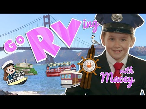 Go RVing with Macey: San Francisco