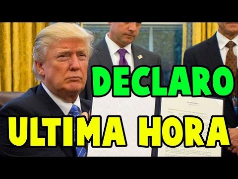 DONALD TRUMP DESDE LA CASA BLANCA HOY NOTICIAS 2017 ABRIL,TRUMP NOTICIAS ULTIMA HORA 2017 ABRIL