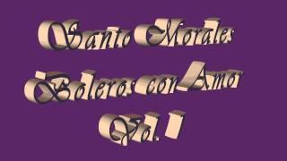 """""""Santo Morales"""" -  Boleros con Amor Vol 1"""