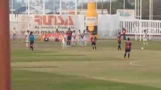 Atletico Coatzacoalcos Final ida Primer gol (8 de mayo 2014)