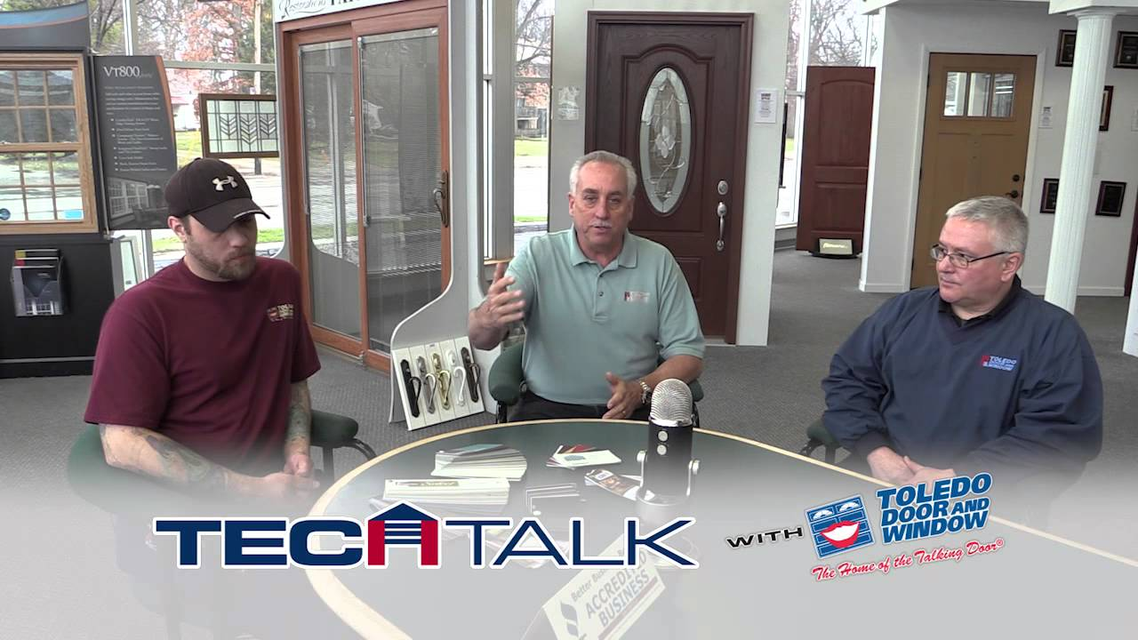 Toledo Door and Window TechTalk: Can new technology be added to ...