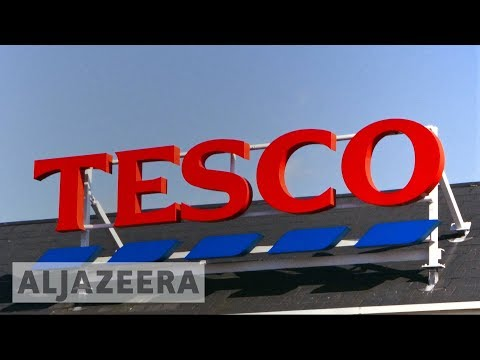 🇬🇧 UK's Tesco Faces Record $5.6bn Equal Pay Claim