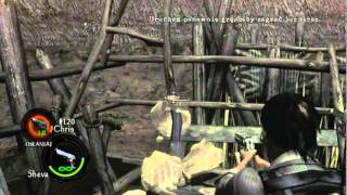 Resident Evil 5 gameplay PC PL cz. 1