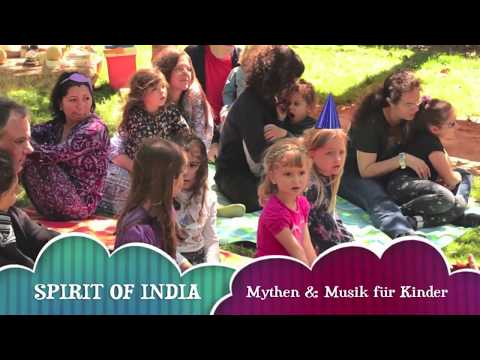 Spirit of India - Ein Kinderprogramm