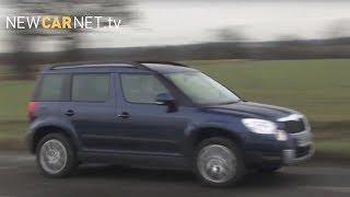 Skoda Yeti : Car Review
