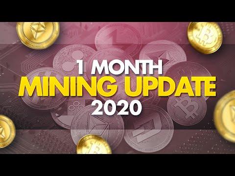 1 Month Of Mining (Update) 2020 | Ethereum | GPU