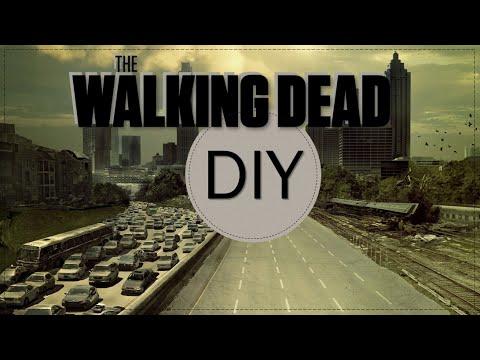 DIY: BLUSA The walking dead