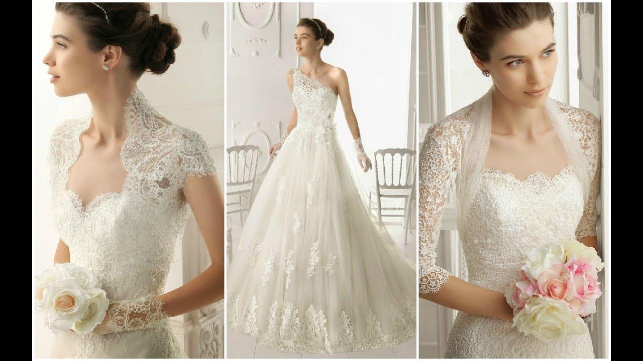 increibles trajes de novia vestidos para novias youtube