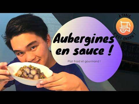 aubergines-en-sauce-!