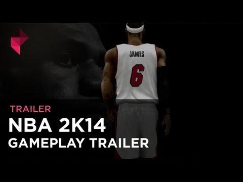 NBA 2K14 - Official Gameplay Trailer