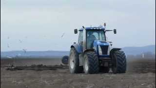 New Holland TG 255+smyk