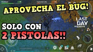 EL BUGAZO CON EL ESPÉCIMEN ALFA..! | LAST DAY ON EARTH: SURVIVAL [RidoMeyer]