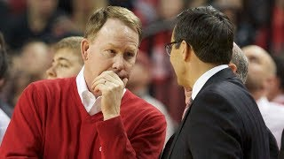 Nebraska Fires AD Shawn Eichorst | Stadium