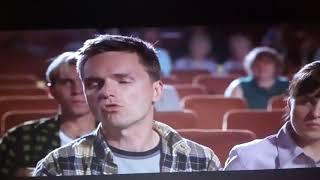 Straszny Film cz.1 (Scary Movie) scena w kinie.