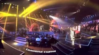 Финал Голоса страны на сцене и за кулисами   смотри видео в формате 360