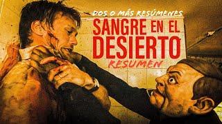 SANGRE EN EL DESIERTO (SAM WAS HERE/ NEMESIS) RESUMENES DE PELÍCULAS/ DOS O MAS RESUMENES