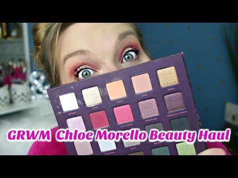 NEW! Chloe Morello Beauty Haul Palette GRWM