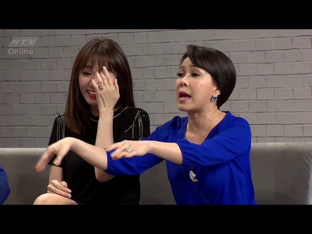 Việt Hương kể chuyện Trấn Thành - Hari Won cãi lộn xuyên quốc gia | HTV LÀ VỢ PHẢI THẾ 2