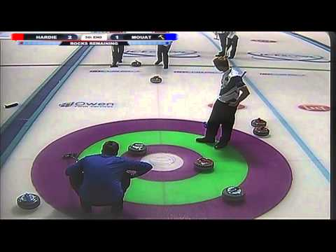 Goldline Scottish Curling Tour - Dumfries 2015 FINAL