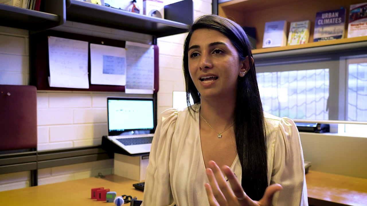 Meet Dr Negin Nazarian, Scientia Fellow