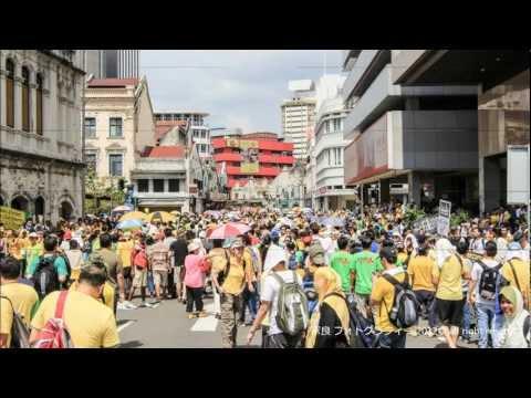 BERSIH 3.0 - Tears of Malaysia