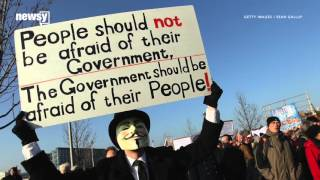 Despite Reports, Anonymous Did Not Declare War On Donald Trump - Newsy