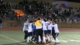 baldwin park vs marshall cif div 5 boys soccer final