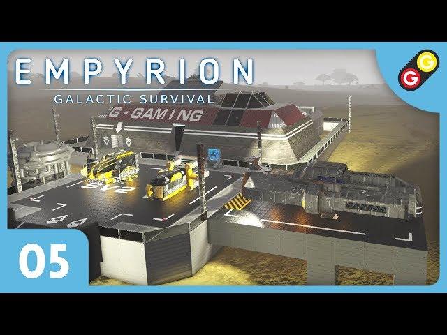 Empyrion #05 La vraie base GaduGaming ! [FR]