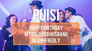 Download lagu Puisi Rindu untuk Glenn Fredly , Happy Birthday Ayah, We Love you | Mutia Ayu