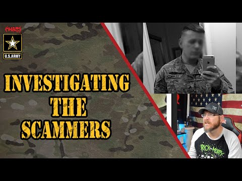 Investigating A Romance Scam | US Army