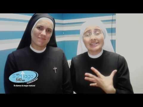 Saludo de las Siervas del Plan de Dios a Radio Santiago 540 AM