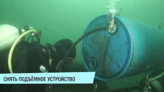 Шиномонтаж под водой(Ваша машина утонула? Это не повод отказаться от установки зимней резины. У хорошего хозяина всё должно быть..., 2016-12-18T12:29:58.000Z)