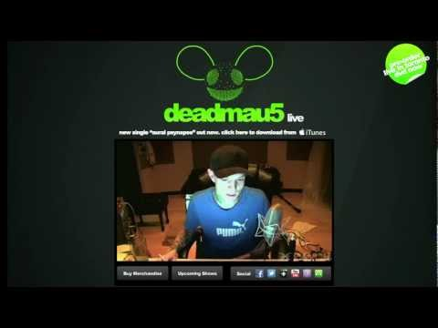 """Deadmau5 - making new song """"The Veldt"""" with Chris James's vocals!! """"The Veldt"""""""