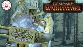 Dawi vs Chaos - Total War Warhammer Online Battle 186