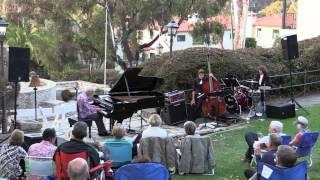 David Benoit Concert -- Malaga Cove Library, Sept. 4, 2014