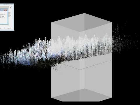 USGS Watchtower Plot via LIDAR -- trimming boundaries