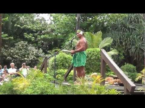 Polynesian Cultural Center- Samoa Part 1
