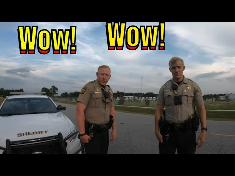 Sheriff Deputy Thinks Vehicle Is Ours Greenville Nc Fedex First Amendment Audit