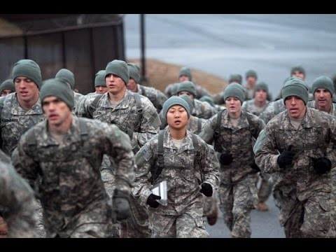 US Army Ranger School - US Army Ranger Recruit Training