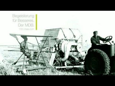 Begeisterung für Besseres. Der MDB. // 100 Jahre CLAAS // 100.claas.com