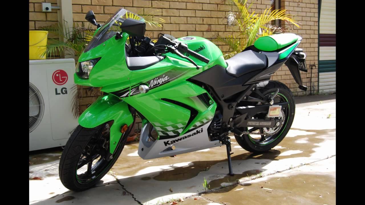 Kawasaki Ninja 250R 2010 Special Edition - YouTube