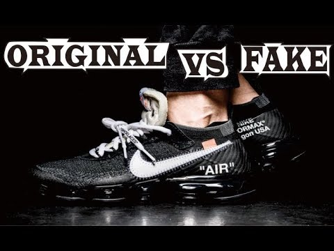 The 10 Nike Air Vapormax Fk OFF WHITE Original   Fake 31ca3b9f3