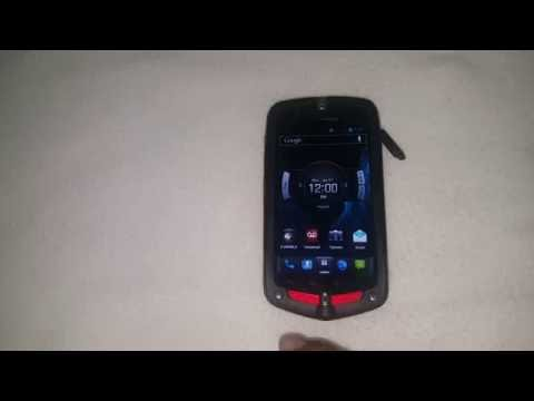 Casio 4G C811 Rugged Android Verizon SmartPhone How To Reset Factory Setting