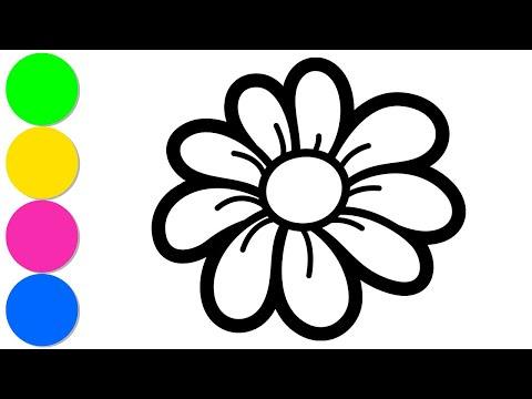 drawing-flowers-coloring-pages